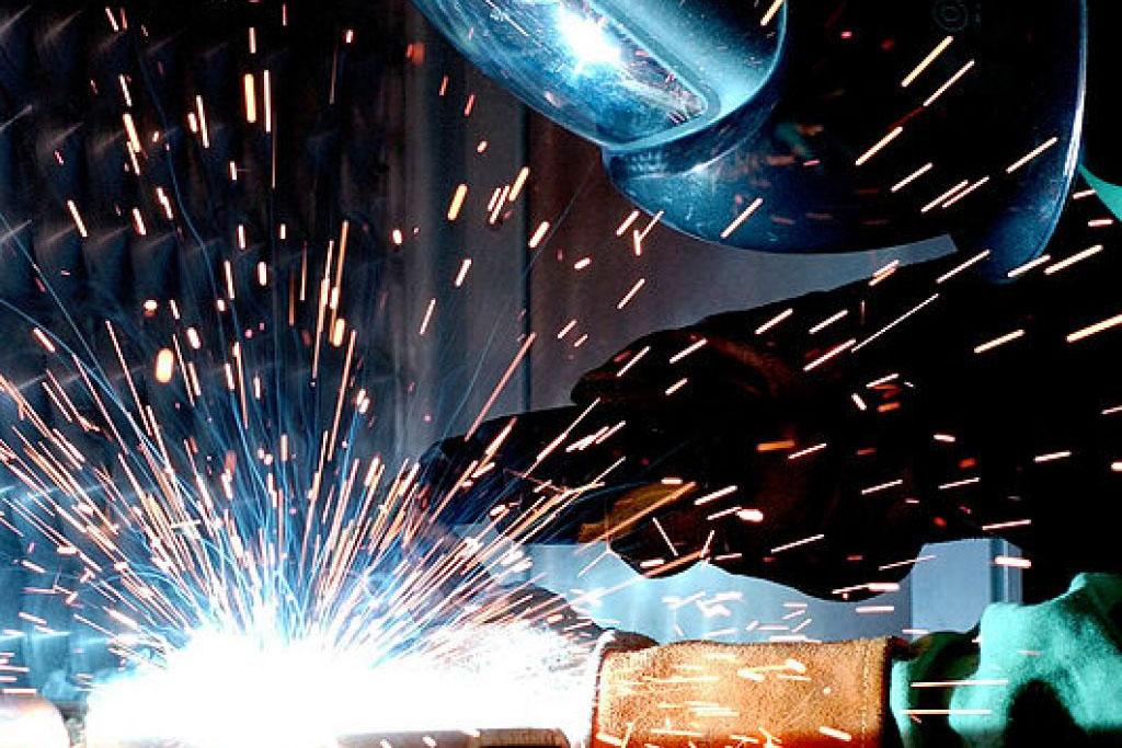 Installation d'un système d'extraction mécanique dans un atelier de soudure