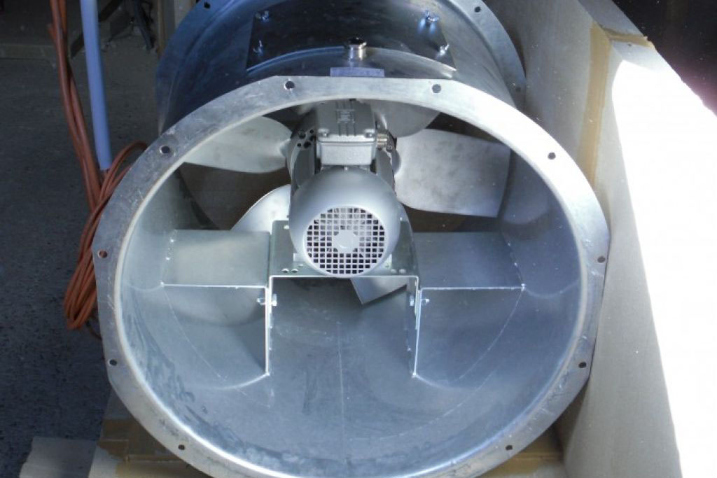 Création d'un système de désenfumage mécanique dans un IME