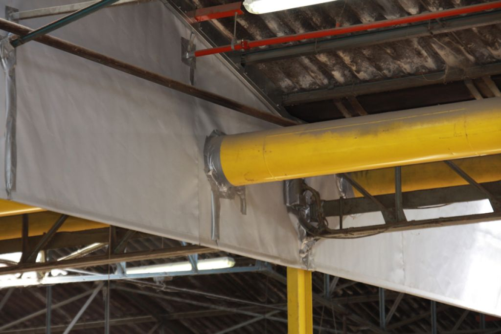 Pour les batiments de stockage (installations classées)