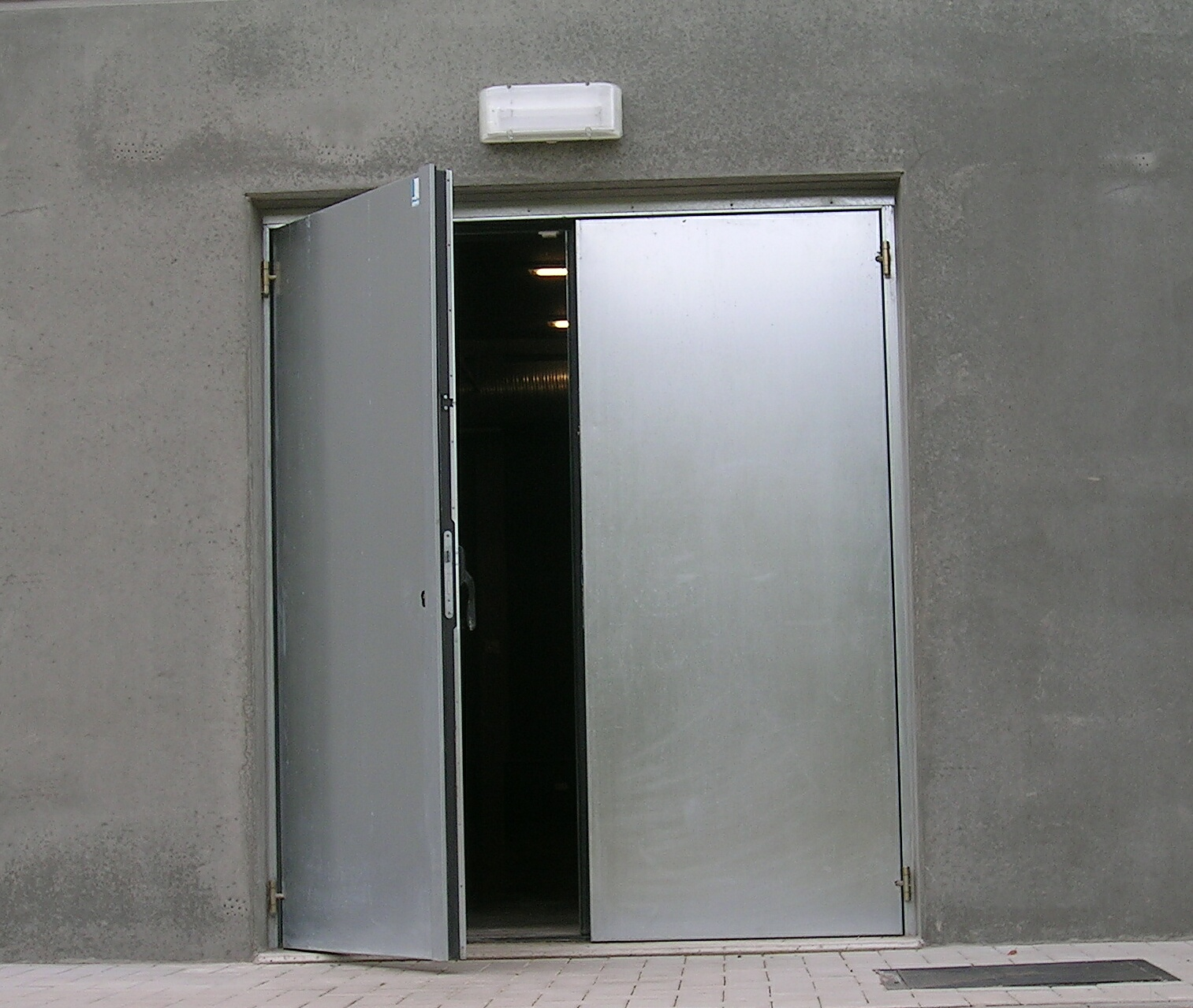Porte battante 2 vantaux